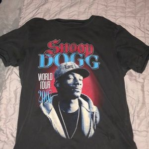 vintage american eagle Snoop Dogg t-shirt size L